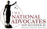 National Advocates Top 40 Under 40